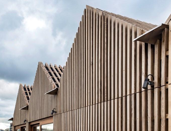 Ny uvildig rapport fastslår at træbyggeri kan give en årlig CO2-besparelse på 14,5 %